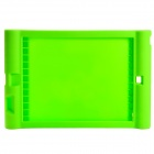 Anti-shock Protective Silicone Back Case for Ipad AIR - Green