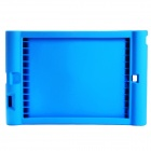 Anti-shock Protective Silicone Back Case for Ipad AIR - Blue
