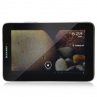 "Lenovo A2207A-H 7.0"" Dual-Core GSM / WCDMA 3G Tablet PC w/ 1GB RAM, 16GB ROM, Camera - Brown + Black"