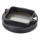 Fat Cat 52mm Converter + CPL Filter Circular Polarizer Lens Filter for Gopro Hero3 + Housing - Black