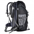 Creeper 3920 Outdoor Nylon Mountaineering Bag - Black (50L)