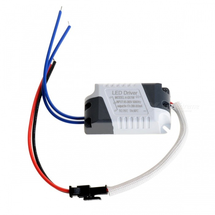 LHF4D5XW 5W LED Power Supply (85~265V)