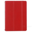 Stylish Protective PU Leather Case for Ipad AIR - Red