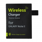 Qi Standard Wireless Charging Receiver Module for Samsung Note 2 - Black