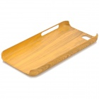 Wood Grain Style Protective ABS Back Case for Iphone 5 / 5s - Khaki