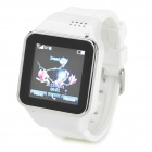 "KICCY S2 GSM Smart Watch Phone w/ 1.54"" Capacitive Screen, Quad-band and Bluetooth for Android IOS"