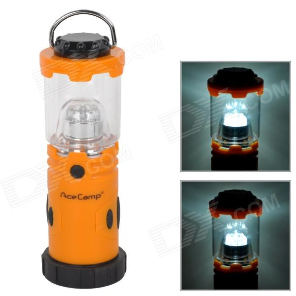 AceCamp 1014 Multi-Function 9-LED 30lm Camping Lantern Light - Orange + Black (4 x AA) new original 7 inch tablet lcd screen 7300100070 e203460 for soulycin s8 elite edition ployer p702 aigo m788 tablets lcd