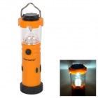 AceCamp 1013 Mini 20lm 4-LED Camping Lantern Light - Orange (3 x AAA)