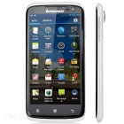 "Lenovo S820 MTK6589 Quad-Core Android 4.2 WCDMA Bar Phone w/ 4.7"", 13.0 MP Camera, 4G ROM - White"