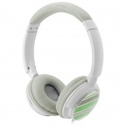 EX-10A 3.5mm Plug Stereo Headphone Headset
