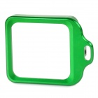 HR113-GN High Precision CNC Aluminum Alloy Lens Strap Ring for GoPro Hero 3+ - Green