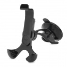 JIMI S-1 Universal 360 Degree Rotation Suction Cup Holder Bracket for Iphone + GPS + More - Black