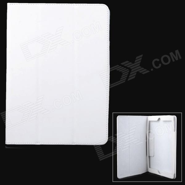Stylish Protective PU Leather Case for Ipad AIR - White