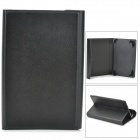 "TY-7 Lychee Grain Style Protective PU Leather + ABS Case for 7"" Tablet PC - Black"