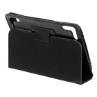 "Stylish Protective PU Leather Case for 7.85"" Tablet PC - Black"