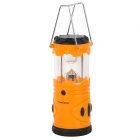 AceCamp 1015 9-LED 36lm Camping Lantern Light - Orange + Schwarz (3 x Typ-D)