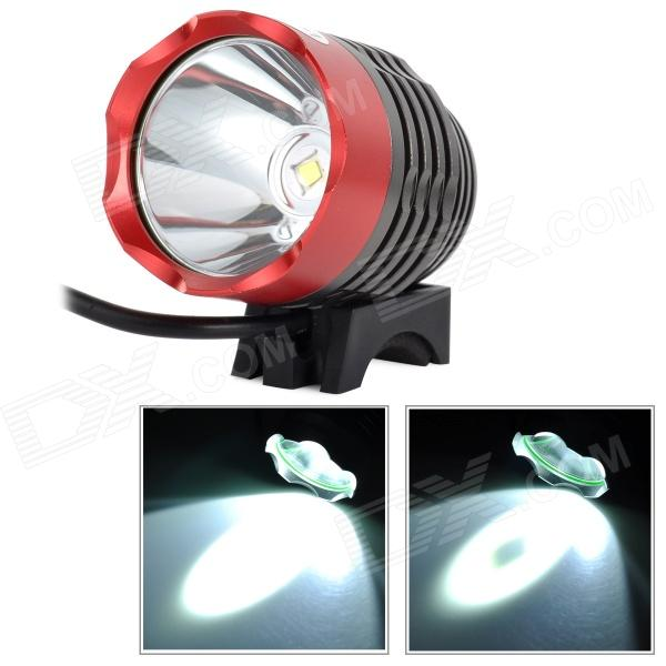 LetterFire MT-08 USB Powered LED 600lm 3-Mode White Bike Light - Deep Grey + RedBike Lights<br>Form  ColorDark Grey + RedBrandLetterFireModelMT-08Quantity1 DX.PCM.Model.AttributeModel.UnitMaterialAluminum alloyEmitter BrandCreeLED TypeXM-L2Emitter BINT6Number of Emitters1Color BINCold WhiteWorking Voltage   4.2~8.4 DX.PCM.Model.AttributeModel.UnitPower SupplyUSB plug, powered by USB external power bankCurrent1800 DX.PCM.Model.AttributeModel.UnitTheoretical Lumens800 DX.PCM.Model.AttributeModel.UnitActual Lumens600 DX.PCM.Model.AttributeModel.UnitRuntime1~3 DX.PCM.Model.AttributeModel.UnitNumber of Modes3Mode ArrangementHi,Low,Slow StrobeMode MemoryNoSwitch TypeReverse clickyLensGlassReflectorAluminum SmoothFlashlight MountingHandlebar and HelmetSwitch LocationTailcapBeam Range200 DX.PCM.Model.AttributeModel.UnitPacking List1 x Bike light (150cm-cable)<br>
