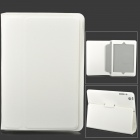 Buy Protective Matte PU Leather Flip-open Case Stand / Auto Sleep Retina Ipad MINI - White