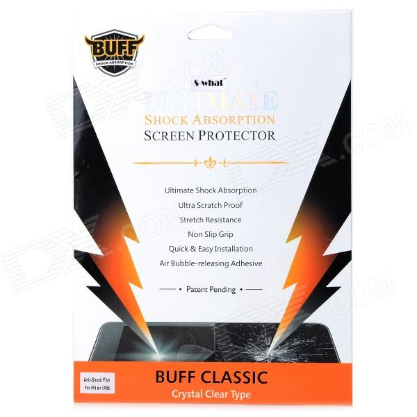 S-What Protective Anti-Scratch PET Clear Screen Guard Film for Ipad AIR