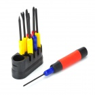 JAKEMY JM-6096 9-in-1 Multifunction Screwdriver Set
