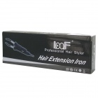 LOOF JR-618 Salon Professional Adjustable Hair Extension Fusion Iron Tool - Purple (US Plugs)