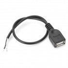 MP-2 DIY 5 / 12V USB Female DC Cable (30cm)