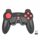 TianLongJun A10 Rechargeable 2.4GHz Wireless Gaming Controller for Android Player / STB - Black