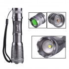 SingFire SF-705B LED 450lm 5-Mode White Zooming Flashlight w/ Tail Light - (1 x 18650)