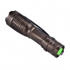 SingFire SF-705C LED 450lm 5-Mode White Zooming Flashlight w/ Tail Light - (1 x 18650)