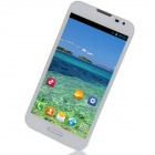 "F240W(F240) MTK6582 Quad-Core Android 4.2.2 WCDMA Bar Phone w/ 5.3"", 4GB ROM, GPS - White"