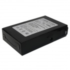 RQ DC 12680 6800mAh Super Rechargeable Polymer Lithium-ion Battery - Black