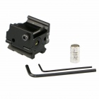 ACCU Adjustable Universal Red Laser Gun Aiming Bore Sight - Black (3 x AG5)