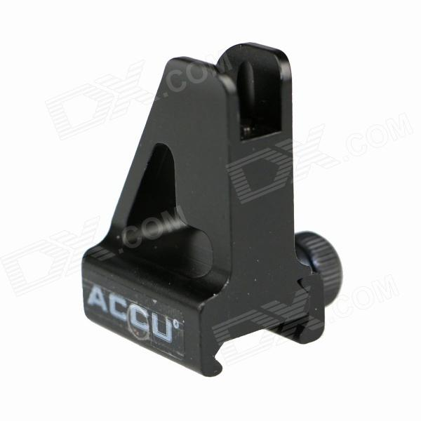 ACCU Aluminum Alloy Detachable Front Sight for M82 + More - Black