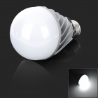 Gudezhaoming E27 8W 620lm18-5630 LED Cool White Light Bulb (100~240V)