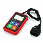 Launch X431 Creader IV+ 5 x 5cm LCD Car Universal Code Scanner - Red + Black