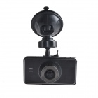 "AFANV X17 2.7"" TFT 5.0 MP 170 Degree Wide Angle Car DVR Camcorder w/ HDMI / GPS / G-Sensor - Black"