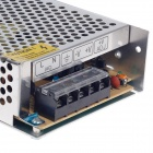 S-60-12 Iron Case Power Supply - Silver (AC 110~220V)