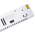 S-360-12 12V 30A Iron Case Power Supply - Silver