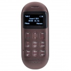 "Malata A18 1.3"" Super-long Standby Mini Mobile Phone - Coffee"
