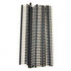 40-Pin 2.54mm Pitch Pin Headers (20 PCS)