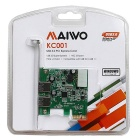MAIWO KC001 USB 3.0 PCI Express Card para desktop