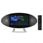 "NA-307 7 ""LCD Android 4.1 Multi-Media-Visuelle Bluetooth Speaker w / FM / WLAN / TF Slot / 4 GB Speicher"
