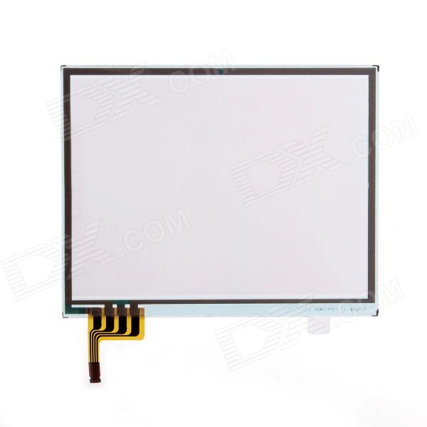 008 C-21 Replacement Touch Screen for NDSL - Transparent black new 7 85 inch regulus 2 itwgn785 tablet touch screen panel digitizer glass sensor replacement free shipping