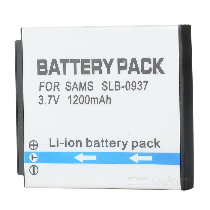 Samsung SLB-0937 Compatible 3.7V 900mAh Battery Pack for Samsung L830/L730 контейнер rosenberg rgl 230143 800ml
