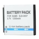 Samsung SLB-0937 Compatible 3.7V 1200mAh Battery Pack for Samsung L830/L730