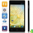 "JK-11(G700-T00) MTK6582 Quad-core Android 4.2.2 WCDMA Bar Phone w/ 5.0"", Wi-Fi, GPS - Black"