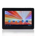 "HAVIT HV-T703 7"" Android 4.1.1 Tablet PC w/ 512MB RAM, 4GB ROM, Wi-Fi, Camera, TF - White + Black"