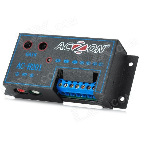 AC-H201 Car Audio Converter - Black + Blue
