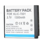 Kodak KLIC-7001 Compatible 3.7V 1300mAh Battery Pack for Kodak V550/570
