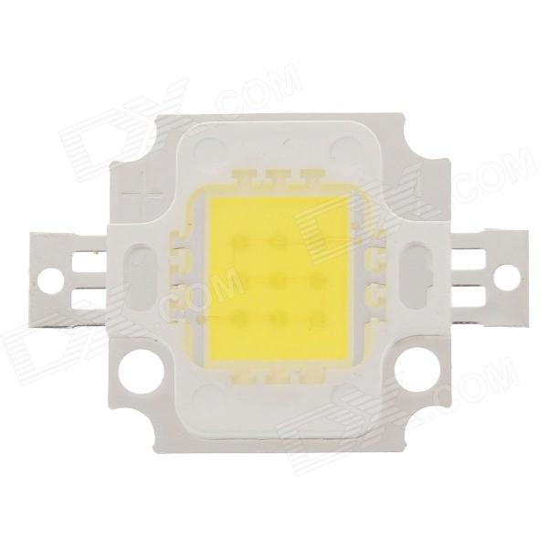 10W 850-1000lm 6200K Cool White Light Square LED Module (28~32V)
